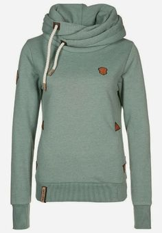 Blue Sports Amazing Hoodie for Fashionable Ladies