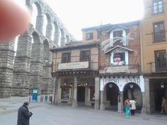 Mesón de Cándido. Segovia.