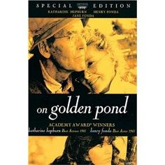 """On Golden Pond""  (1982) One of the last good movies for Henry Fonda and K. Hepburn. A very poignant movie. It had humor peppered here and there, but was a pretty emotional movie on several levels. Well acted by all."