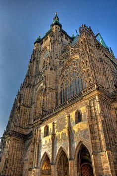 St. Vitus Cathedral #travel #travelinspiration #travelphotography #prague #YLP100BestOf #wanderlust