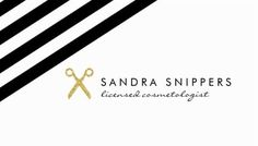 Modern Black and White Diagonal Stripes Gold Glitz Scissors Business Cards http://www.zazzle.com/chic_modern_hair_stylist_hairstylist_stripes_business_card-240689369096202820?CMPN=shareicon&lang=en&social=true&view=113405369407848596&rf=238835258815790439&tc=GBCSalon2Pin