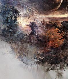 The Witcher 3 / Steelbooks   dailyshit design    ShockBlast
