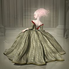 Ray Caesar - Gallery Beautiful, beautiful , if only to have a dress like that :)