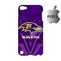Baltimore Ravens Logo iPod 5 5g 5th Touch Case Cover