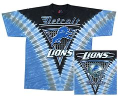 f234923c9 Detroit Lions Logo V Tie Dye Tshirt XXLarge    To view further for this item