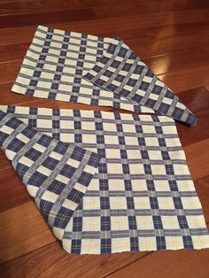 Handwoven March/April 2010, by Dorothy Wendel in from FB 4-shaft weaving; there is an error in the draft, contact Dorothy Wendel with draft in front of you and she will explain the error.