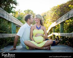 Maternity photos on the boardwalk! Jacksonville Maternity Photos - Tonya Beaver Photography - Jacksonville Wedding Photographer003