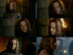 A man is too hot for his own good. Tom Wlaschiha portrays Jaqen flawlessly.