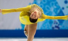 This South Korean figure skater started skating when she was five, and never finished off the podium until she retired!