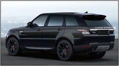 black range rover sport 2016 - Google Search