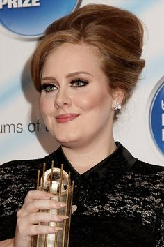 haircut for hair with bangs adele hairstyles hairstyles adele and adele makeup 3897