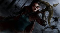 Vayne League of Legends Girl High Definition Wallpaper Sliverel 1920×1080