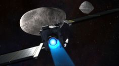 NASA's DART spacecraft will blast off to the asteroid 65803 Didymos to crash into its moon. NASANASA's DART spacecraft will blast off to the asteroid 65803 Did Helix Nebula, Orion Nebula, Nasa Goddard, Carina Nebula, Andromeda Galaxy, Space Shuttle, Space Telescope, Centre Spatial, Falcon 9 Launch