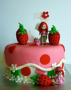 Cakes by Sheridan: Strawberry Shortcake