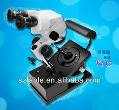 Fable Jewelry Microscope with 3 illumination systems, View gem microscope, Fable Product Details from Shenzhen Fable Jewellery Technology Co., Ltd. on Alibaba.com
