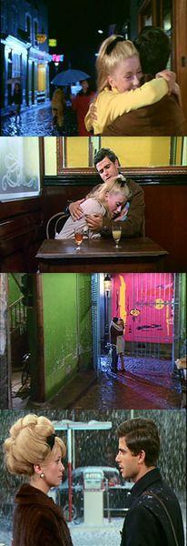 Les Parapluies de Cherbourg, 1964 (dir. Jacques Demy)