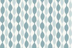 Sea and Spa Beaded Linen Stripe fabric by sparrowsong on Spoonflower - custom fabric