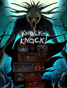 Knock-Knock - 2015.7.8 by sasisage.deviantart.com on @DeviantArt