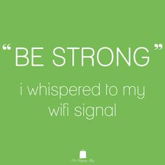 Be Strong www.ShopTheShoppingBag.com