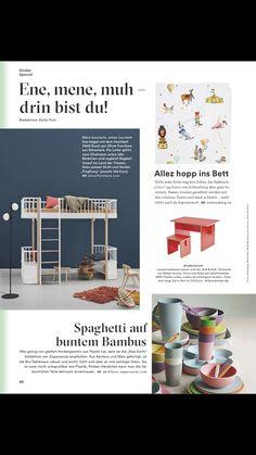 Read Architectural Digest  (Deutsch) digital Architectural Digest, Kids Room, Architecture, Digital, Home Decor, Bamboo, Bathing, Deutsch, Arquitetura