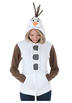 @Casadoodlerocks We have to get this!! Olaf Hoodie