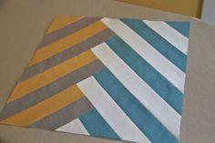 Modern Block of the Month (BOM) ~ Jan. Sew-Along | Sew Mama Sew