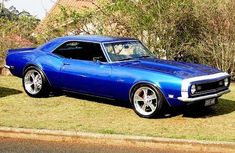 1968 Chevrolet Camaro SS Maintenance/restoration of old/vintage vehicles: the material for new cogs/casters/gears/pads could be cast polyamide which I (Cast polyamide) can produce. My contact: tatjana.alic@windowslive.com