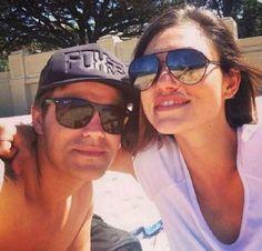 Paul Wesley and Phoebe Tonkin ! ! <3