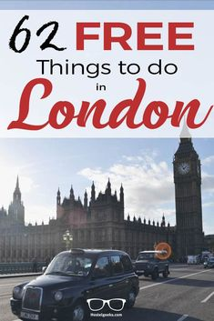 62 free things to do in London. Italy Travel Tips, Rome Travel, London Travel, Travel Europe, Travel Guide, Things To Do In London, Free Things To Do, Fun Things, London Guide