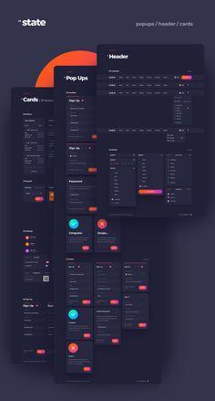Investments Landing Page on Behance Wireframe Design, Web Ui Design, Dashboard Design, Site Design, Ui Palette, Design Palette, Gui Interface, Interface Design, App Landing Page