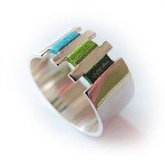 Corina Rietveld - Wikkelring basic 1, jewelry, sieraden, design