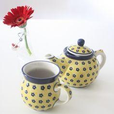 Ceramika Artystyczna Gift Shop | マグカップ0.25L 【NO.242】