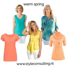 Information, characteristics, clothes, colors, makeup spring type Style Consulting Warm Spring, Spring Looks, Mustard Yellow Outfit, Spring Color Palette, Spring Outfits, Coral Outfits, Fashion Colours, Nicole Kidman, Core Wardrobe