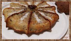 Gâteau à la noix de coco et chocolat