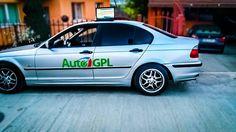BMW 3 Series on LPG KIT LPG Marini Autogas