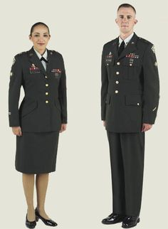 The Army Service Uniform (ASU) will be in effect as of June 14, 2008. Description from clawear.com. I searched for this on bing.com/images