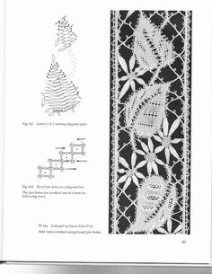 Introducing Traditional Bedfordshire Lace in 20 lessons - isamamo - Веб-альбомы Picasa
