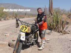 Off Road Desert Racing Baja California Mexico and the United States of America Off Road Racing, Motorcycle Types, Racing News, Dual Sport, Aftermarket Parts, Trail Riding, Baja California, Vintage Bikes, Vintage Pictures