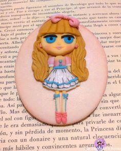 blythe dolls cookies