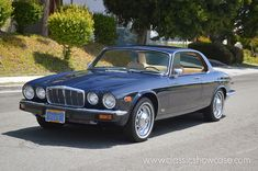 1976 Jaguar XJ6C 4.2 Coupe by Classic Showcase
