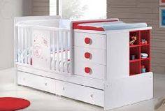 Resultado de imagem para decoração de quarto de bebe espaço pequeno