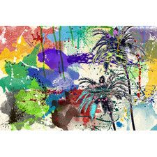California Breeze Painting Print on Wrapped Canvas