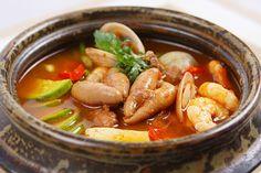 Korean Roe Stew (Al-tang) #알탕