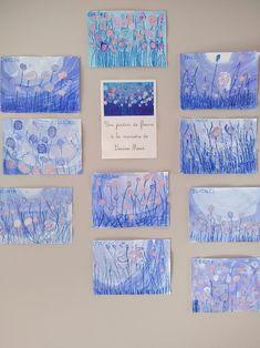 Projects For Kids, Art Projects, Crafts For Kids, Ecole Art, Spring Art, 3 Arts, Paint Party, Art Plastique, Art School