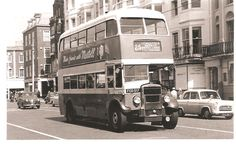 217 on service 25 in Brighton. Bus Coach, Busses, Coaches, Brighton, Transportation, Vehicles, Modern, Red, Vintage