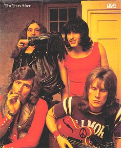 Ten Years After are an English blues-rock band, most popular in the late 1960s and early 1970s. Between 1968 and 1973, Ten Years After scored eight Top 40 albums on the UK Albums Chart. In addition they had twelve albums enter the US Billboard 200