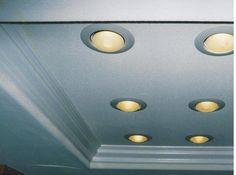 Remodel Flourescent Light Box In Kitchen Fluorescent Redo Custom Double Gl Doors Replaced