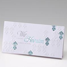 Einladungskarte 'Eileen'