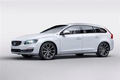 Volvo V60 : le break hybride rechargeable se démocratise