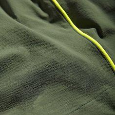 info for a8e93 7e40d Pantaloncini Tennis - Asics Athlete Classic pantaloncini - verde